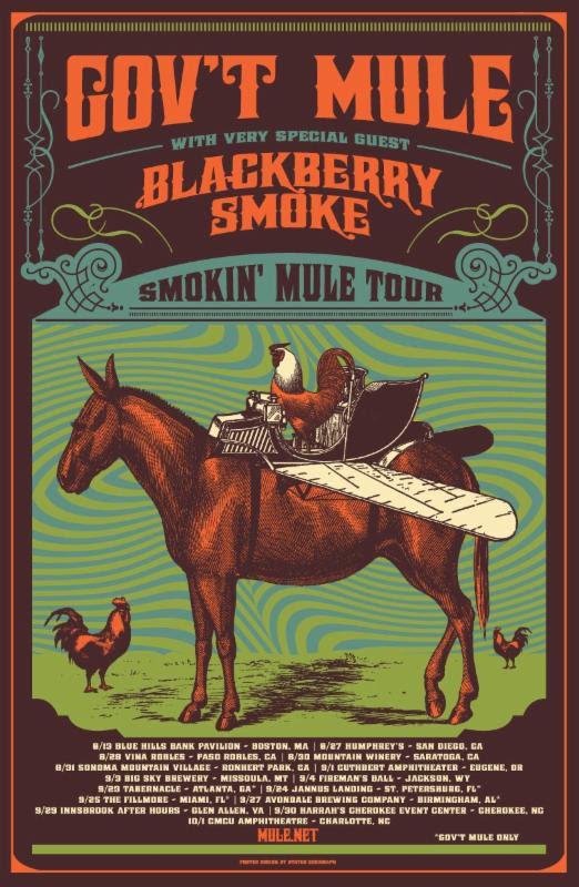 Gov'T Mule Halloween 2020 Gov't Mule Play Hendrix on Halloween