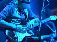 Jake Cinninger, Umphrey's McGee, LOCKN', 8/24/18- photo by Dean Budnick