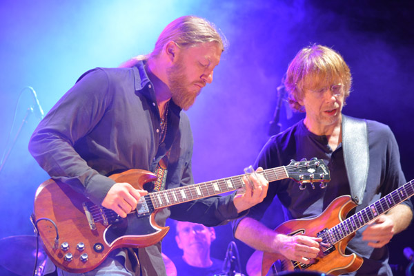 """""""I Was Named After This Thing"""": Derek Trucks on TTB, TAB and 'Layla'"""