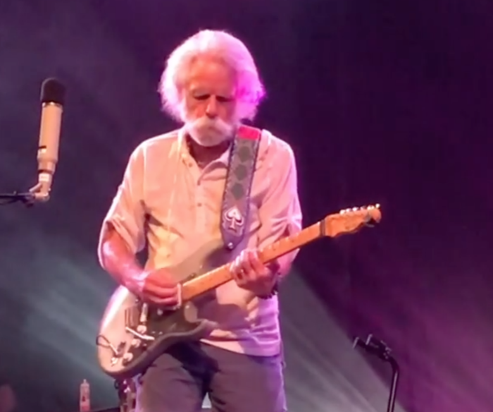Bob Weir & Wolf Bros Kick Off September California Run in San Diego