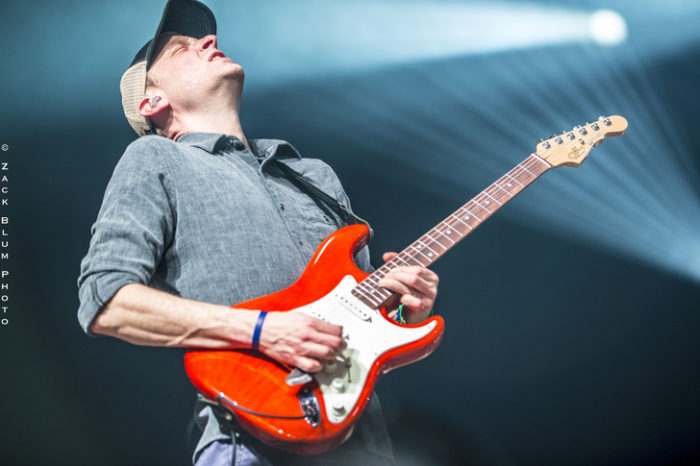 A Timeless Sound: Jake Cinninger on Ali Baba's Tahini and Umphrey's McGee