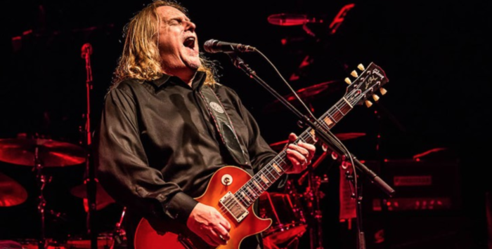 Warren Haynes to Perform on Rolling Stone's 'In My Room' Series, Announces Charity Auction with Gibson