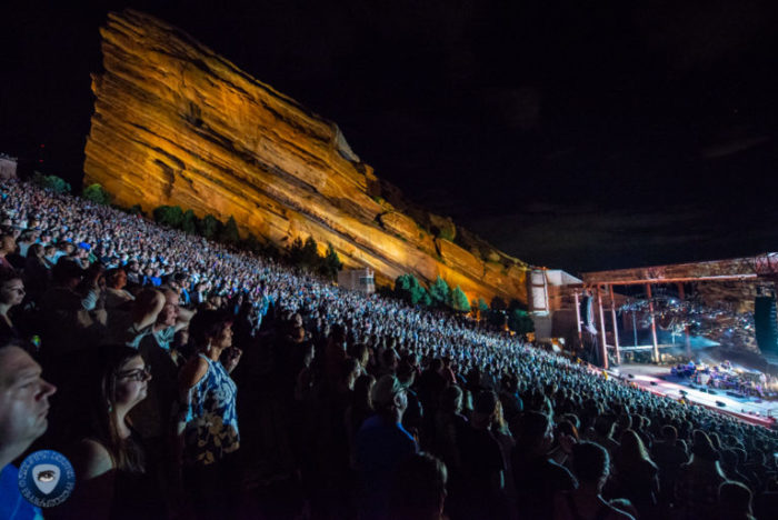 Red Rocks Shares 2021 Concert Schedule, Including Joe Russo's Almost Dead, Tedeschi Trucks Band and More