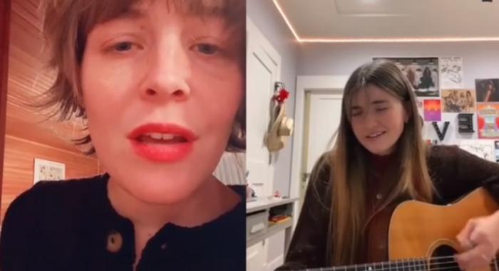 Watch Maggie Rogers Surprise a Fan with a TikTok Duet