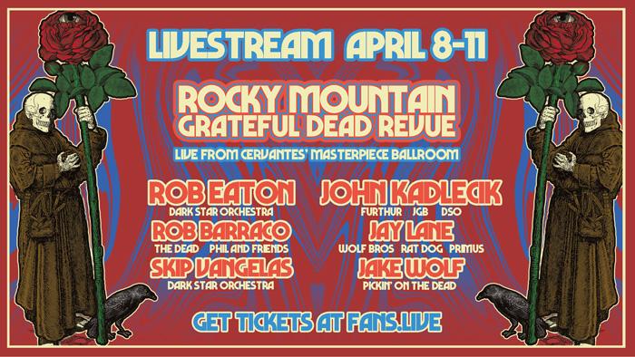 John Kadlecik to Join Members of Dark Star Orchestra for 'Rocky Mountain Grateful Dead Revue' Livestream Run