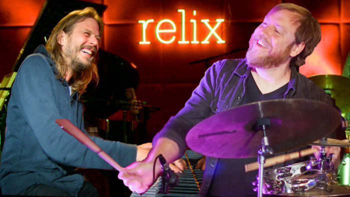 ICYMI: Watch Benevento/Russo Duo's Pop-Up Acoustic Set at Relix Studio