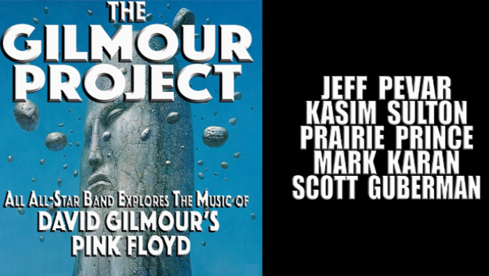 The Gilmour Project to Explore the Music of Pink Floyd in Debut Livestream
