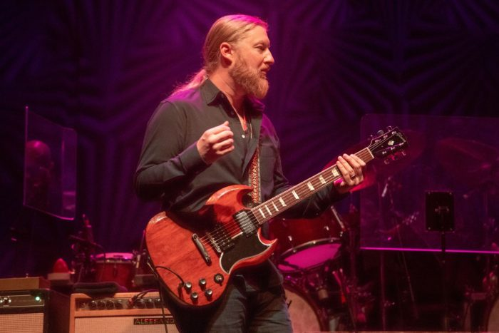 Tedeschi Trucks Band Kick Off Fireside Live Tour with Bust Outs and More
