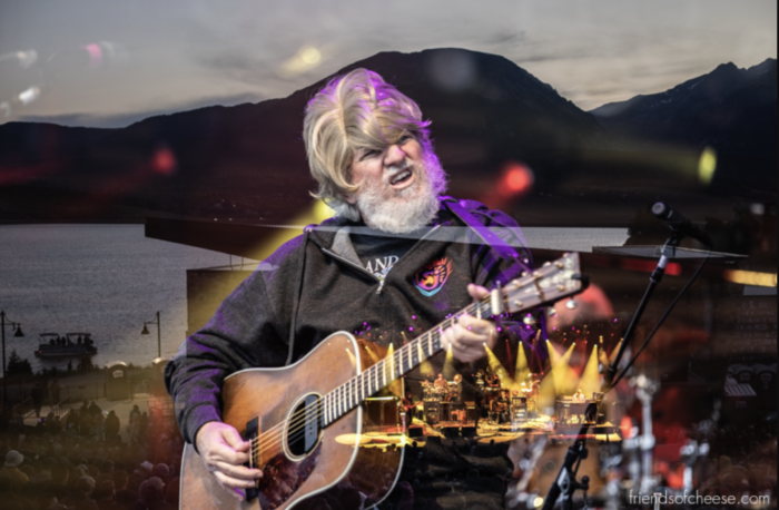 The String Cheese Incident Welcome Kim Dawson and Peter Anspach at Red Rocks
