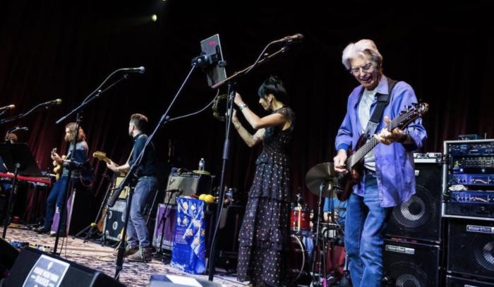 "Phil Lesh & Friends Close Nashville Run with ""Ripple"" Encore"
