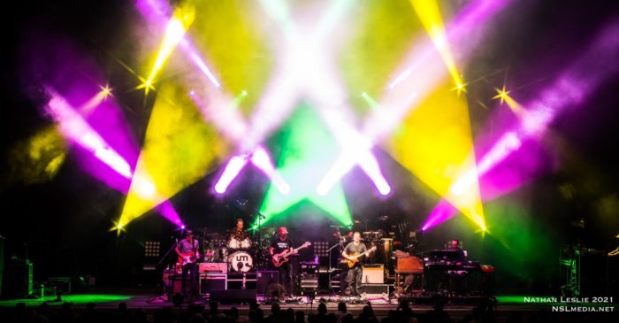 """In Indianapolis, Umphrey's McGee Debut """"(I Can't Get No) Satisfaction"""" Cover with Kanika Moore"""