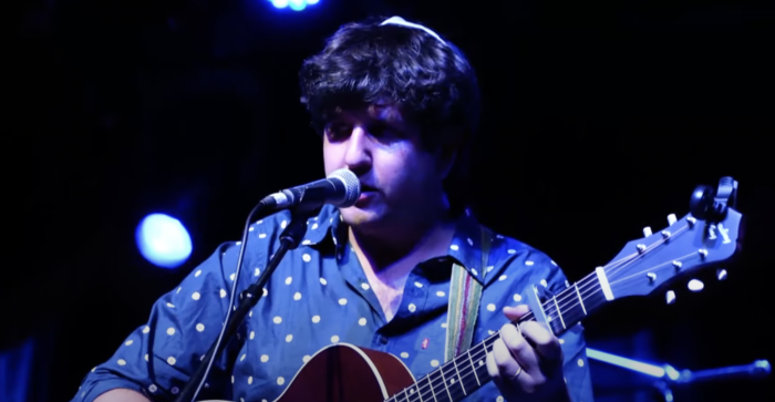 """Watch: Eric Slick Performs Leonard Cohen's """"Who By Fire"""" at Brooklyn Bowl's Rosh Hashanah"""