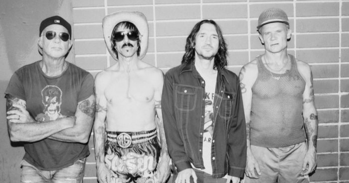 Red Hot Chili Peppers Announce 2022 Summer Tour with The Strokes, Beck, HAIM and More