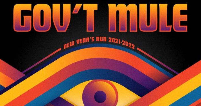 Gov't Mule Announce Three-Show New Year's Run in New York City and Philadelphia