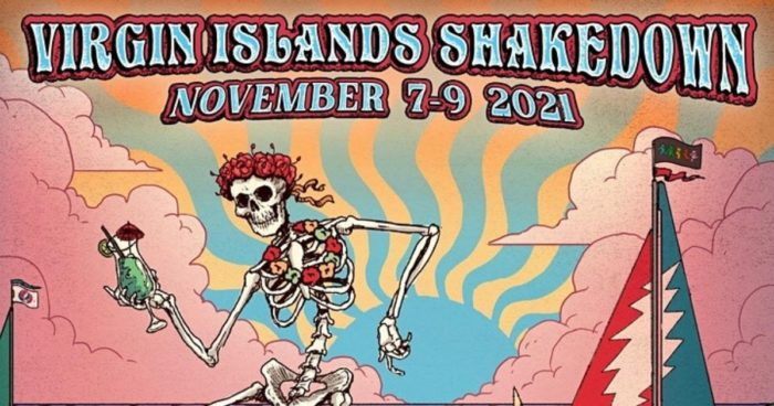 Virgin Islands Shakedown to Welcome Members of moe., The String Cheese Incident, Thievery Corporation and More
